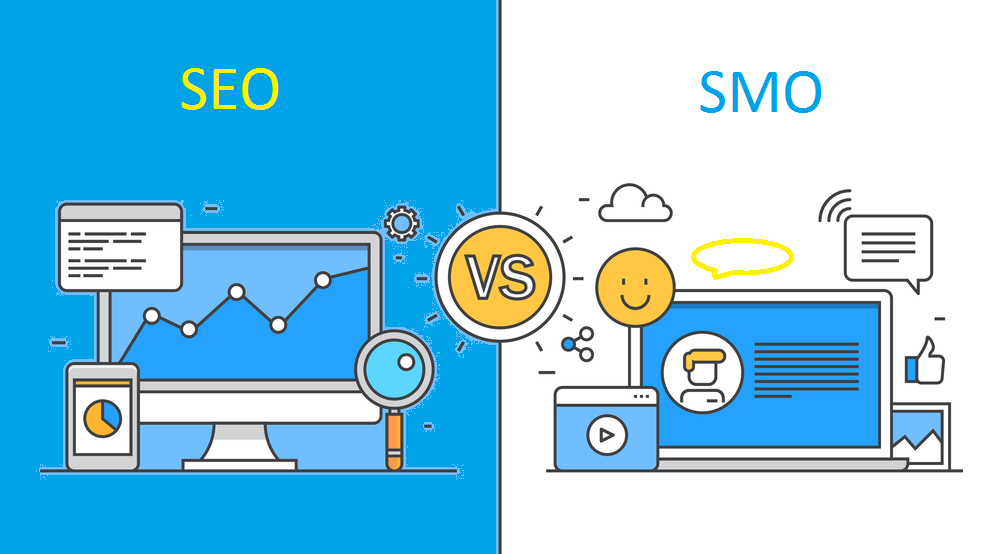 SEO and SMO- Differences you should know